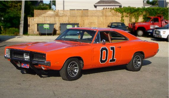 Dukes of Hazzard – 1969 Dodge Charger
