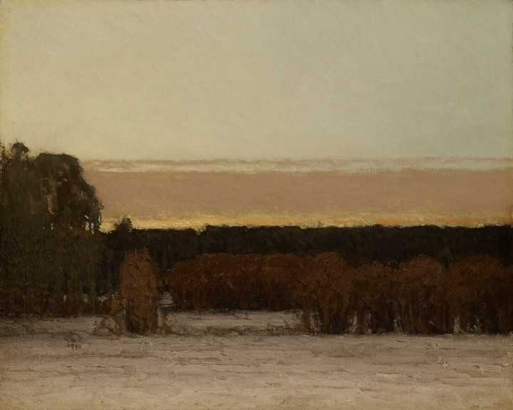 Russell Chatham. Great sense of calm in this painting