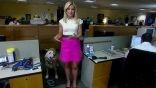 Anna Kooiman reports from the newsroom