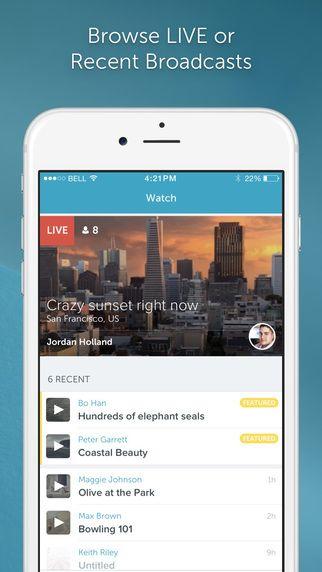 Periscop App