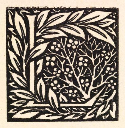 William Morris, Love is Enough, 1872