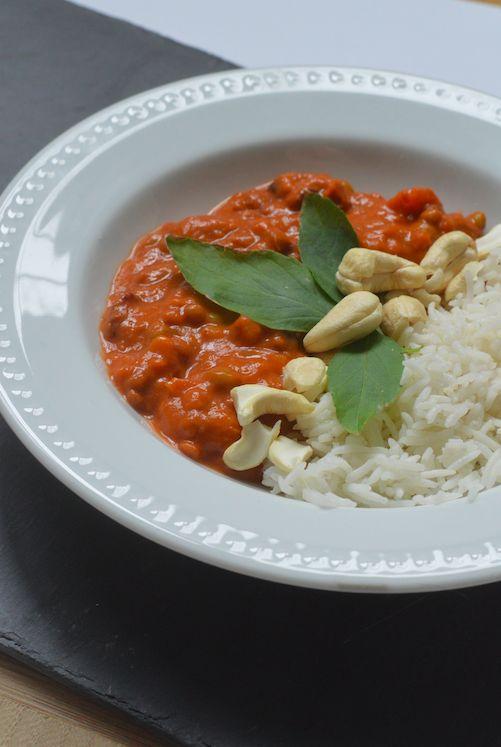 Essayez notre recette de dhal indien facile aux le...