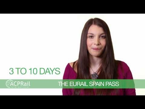 Travel Spain by Train with the Eurail Spain Pass: When in Spain, you'll be astounded by the architecture in Madrid and Seville including Gaudi's works like La Sagrada Familia. Sample the Paella in Valencia, enjoy the colorful Flamenco dancing or start a tomato fight in Buñol. The fun never stops.