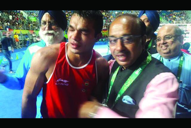 WHILE OUR INDIAN ATHLETES SWEAT IT OUT AT RIO, OFFICIALS PARTY HARD ON PUBLIC TAX MONEY!