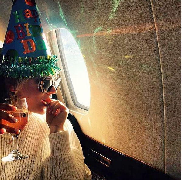 La actriz que interpreta a Penny en The Big Bang Theory festejó su cumpleaños número 30 de una manera muy diferente. ¡Rawr! Kaley compartió a través de Ins