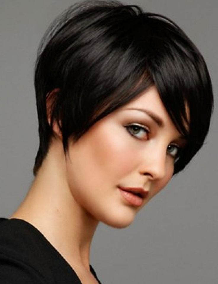 Short Feminine Hairstyles For Oval Face Hairstyles To