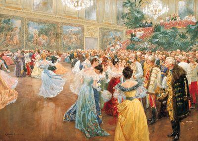 Next training adventure: ballroom dancing!