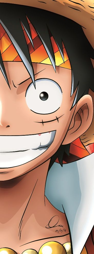 Monkey D. Luffy (Captain) by yifeicryst.deviantart.com on @DeviantArt