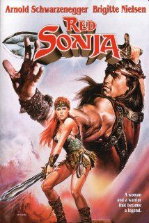 Red Sonja (1985) Poster