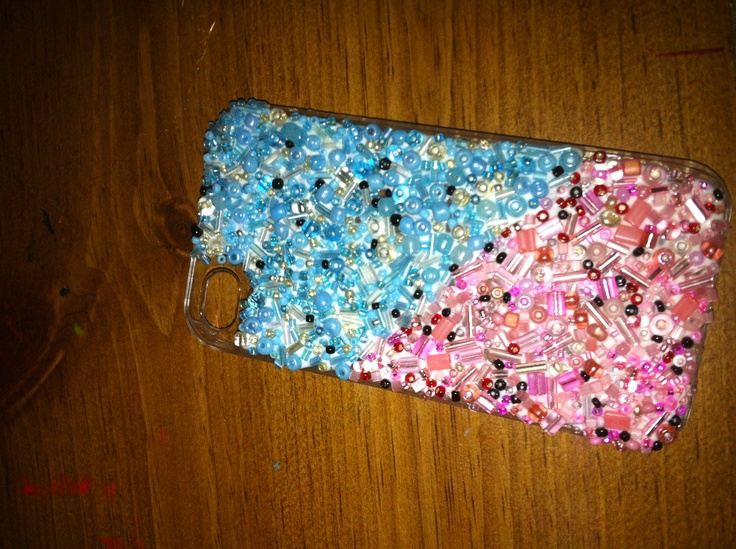 Homemade phone case. (:                                                                                                                                                                                 More