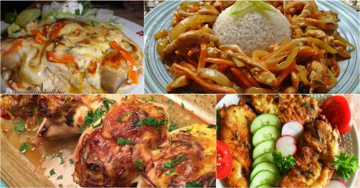 Nem tudod mit főzz a héten? Van 7 tuti receptünk hozzá!