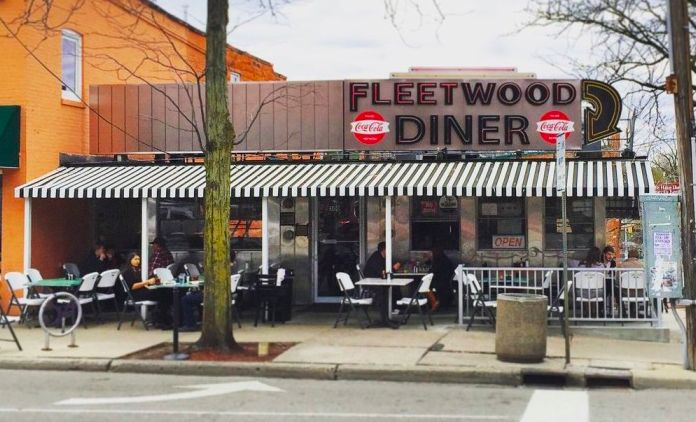 19 awesome diners in Michigan.