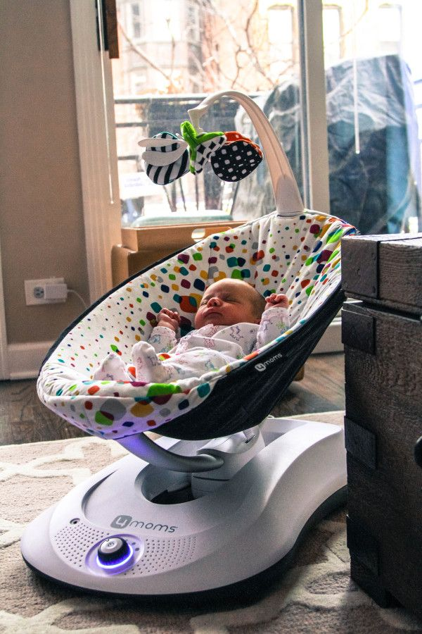 4moms Rockaroo Review Wise Products Pinterest Mom