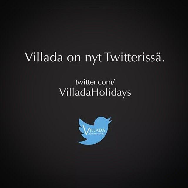 Instagram media by villadaholidays - Seuraa meitä Twitterissä - seuraamme takaisin! twitter.com/VilladaHolidays #meiltätuleehienojatwiittejä #villadaholidays #villada #twitterinvallankumous