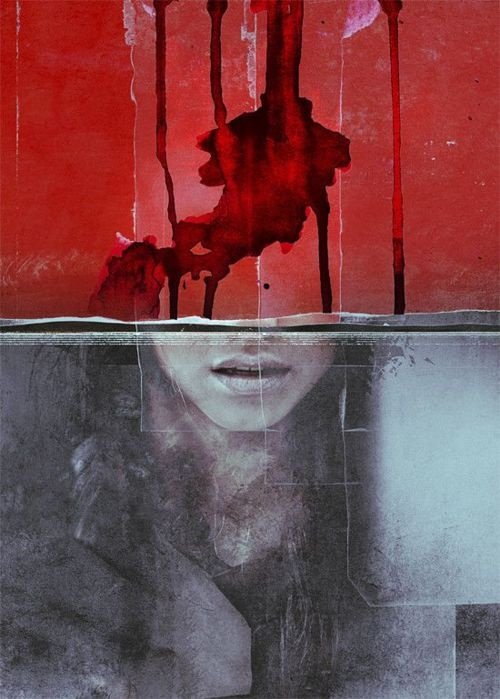 Bleed by Januz Miralles- WOW! this really evokes deep emotion!