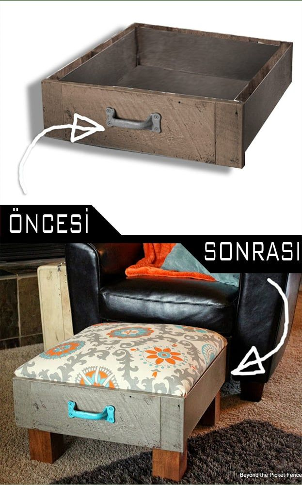Recycling Ideas for Old Items - 19 Different Examples Before and After