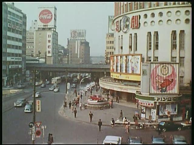 1966年 東京】 That's 『昭和』・・ | 風景、古写真、東京
