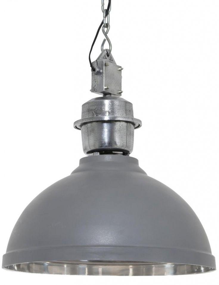 Good Pronken met industri le lampen in huis