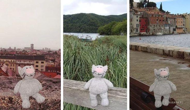 путешествующие игрушки: 18 тыс изображений найдено в Яндекс.Картинках