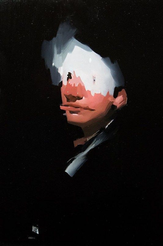 Emilio Villalba's Vivid, Dissonant Portraits   Hi-Fructose Magazine