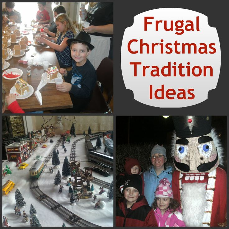 Frugal Christmas Tradition Ideas