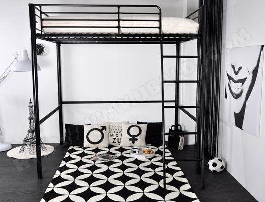 les 25 meilleures id es concernant lit superpos pas cher. Black Bedroom Furniture Sets. Home Design Ideas