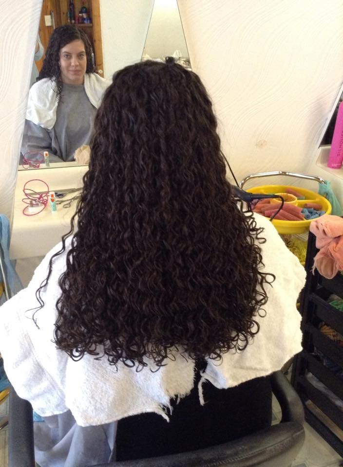 Perm Results Avedaibw Long Perms Pinterest Perm Permed