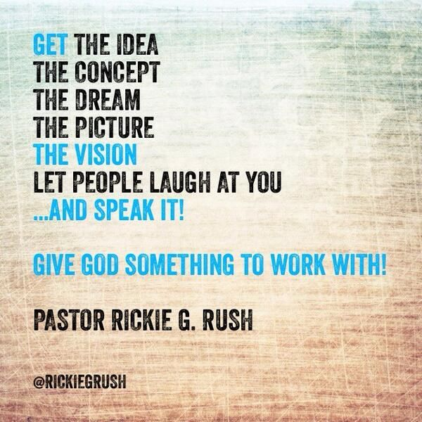 Image result for give God something to work with