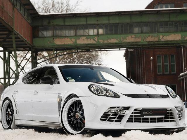 Porsche Panamera Turbo #porsche