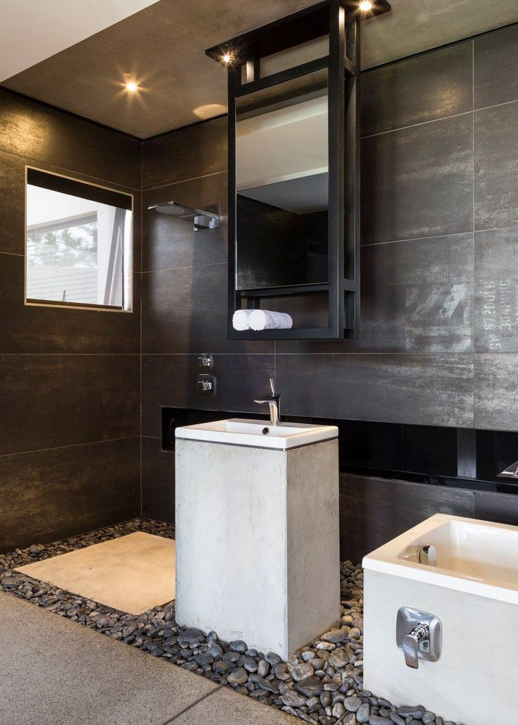 nico van der meulen architects together with interior designers m square lifestyle design have recently completed the kloof road house in johannesburg - Bathroom Designs Johannesburg