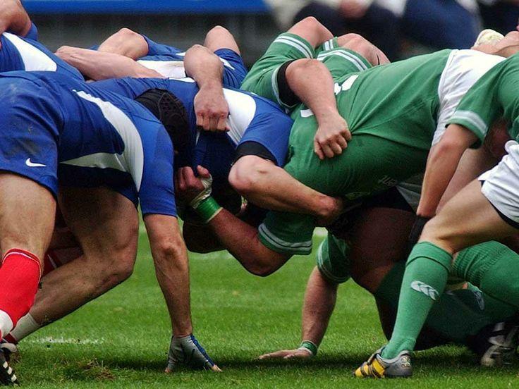 Rugby : le sport d'équipe ! Une demande reçue pour réaliser un fond d'écran personnaliser sur le thème du Rugby a entraîné une recherche d'...