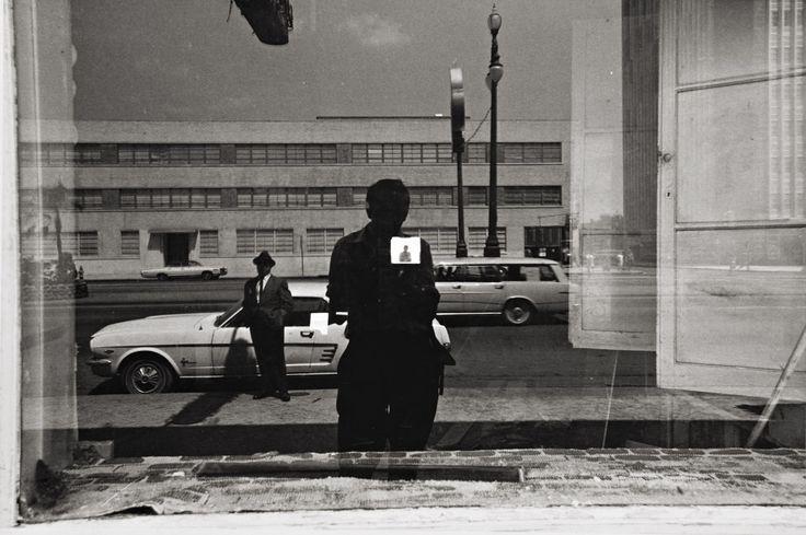 New Orleans, Louisiana photo by Lee Friedlander, 1978
