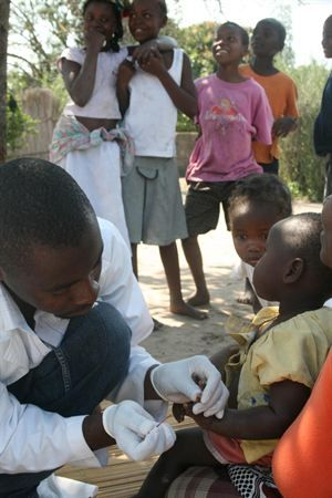 El cambio climático proyectado para África occidental no empeorará la situación de la malaria