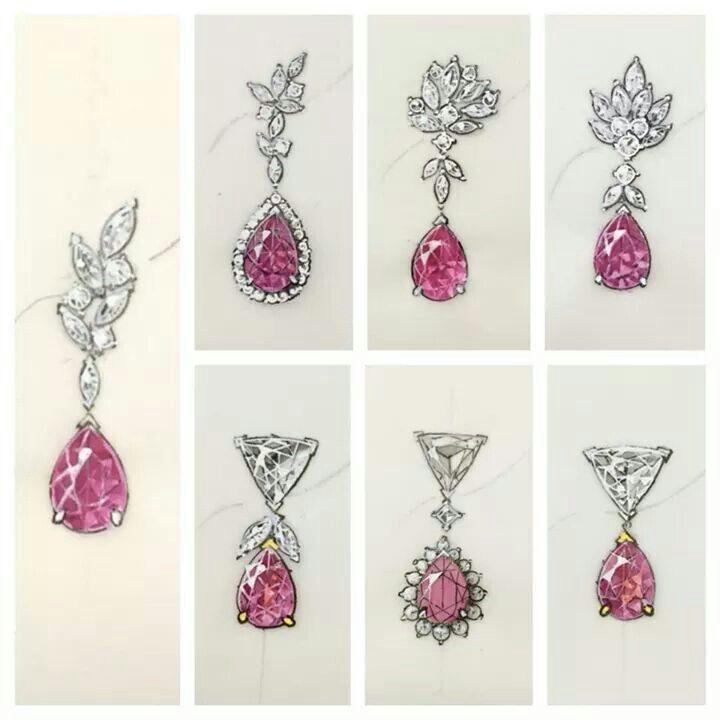 ♔ ART: Jewellery art-making
