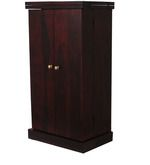 Buy Recife Bar Cabinet in Passion Mahogany Finish by Woodsworth by Woodsworth online from Pepperfry. ?Exclusive Offers ?Free Shipping ?EMI Available