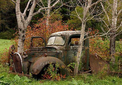 Tesoros escondidos y vehículos abandonados - Taringa!