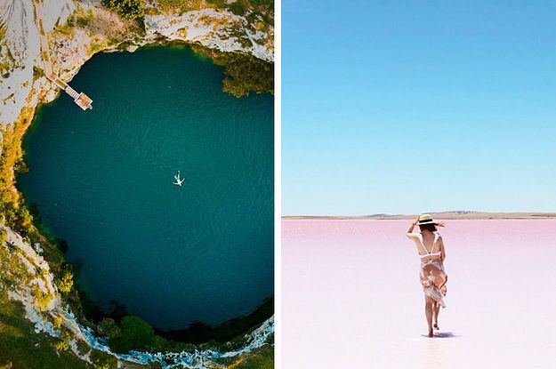 From sinkholes to stalactites to hidden volcanoes, South Australia has it all.