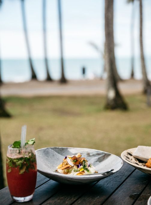 Nu Nu, Palm Cove.  **Favourite restaurant for SO many reasons