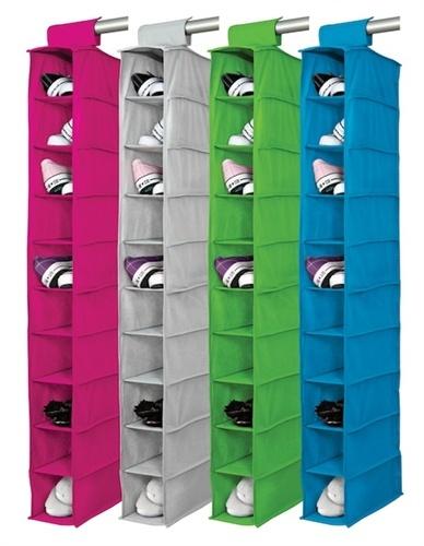Hanging Shoe Shelves   TUSK College Storage In 2018 | College | Pinterest |  College, Closet Organization And Organization