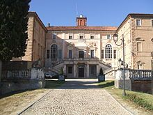 Residences of the Royal House of Savoy - Wikipedia Castle of Govone