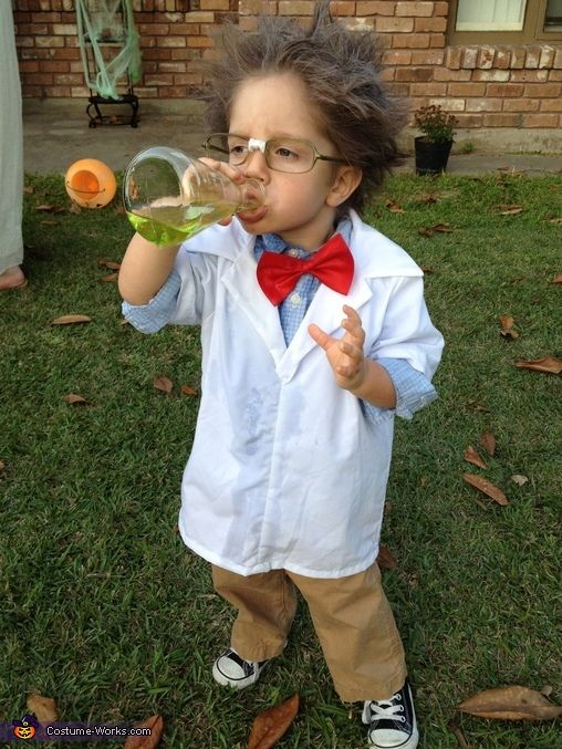 Mad Scientist Homemade Costume - Photo 5/5