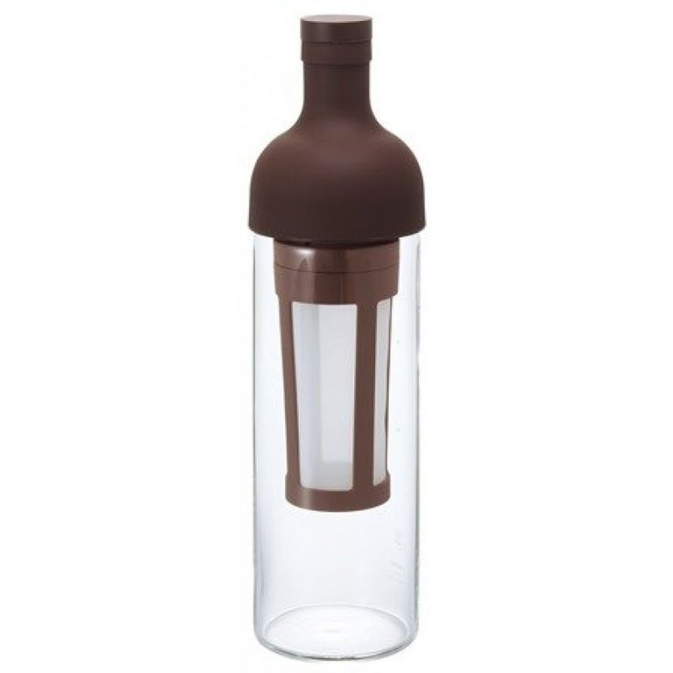 Hario Cold Brew Coffee Bottle Brown