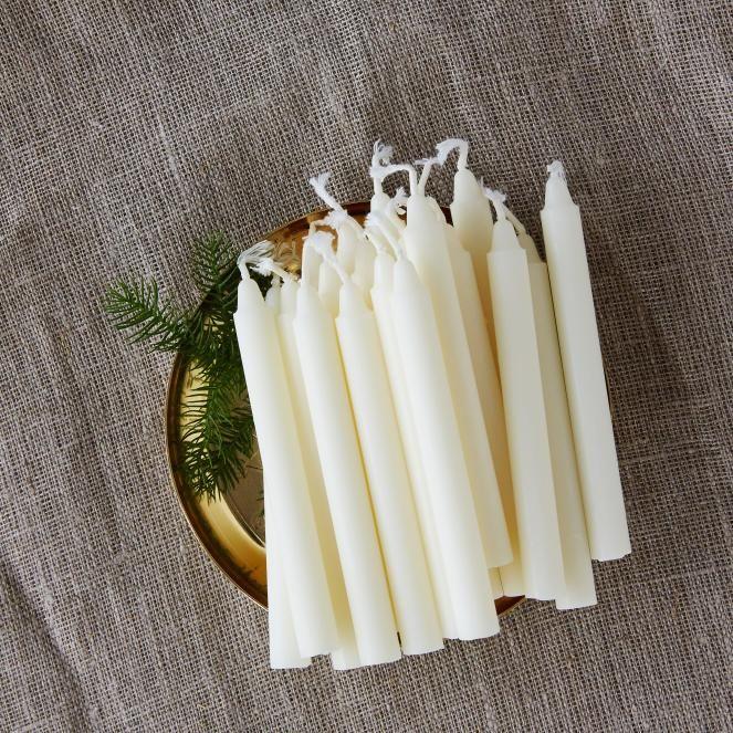 Joulukuusen kynttilä 20kpl 5,95 #kynttilä #joulu #hemtex