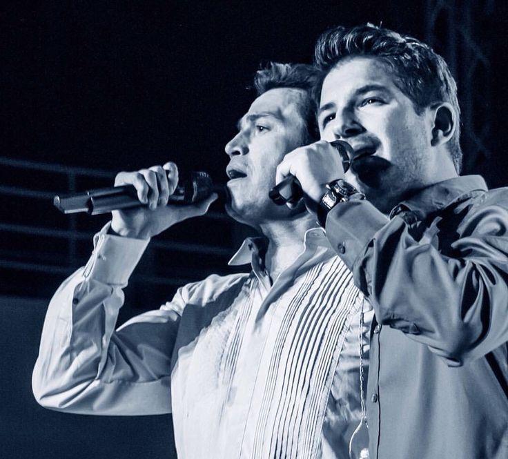 Mario Frangoulis and George Perris in concert, 2016