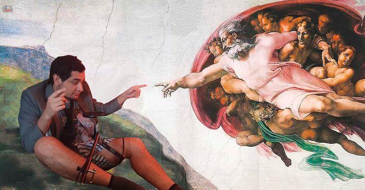 Jaime sos un dios - Jaidefinichon GOTH