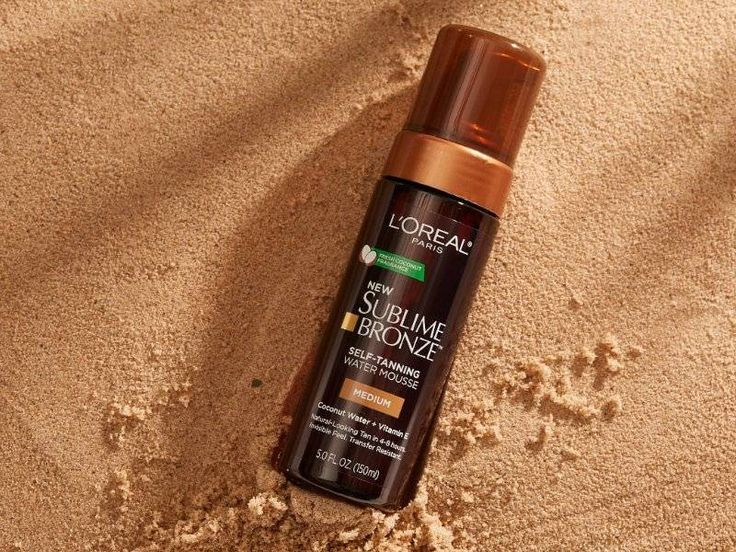 L'Oréal Paris SelfTanning Water Mousse Review by L'Oréal