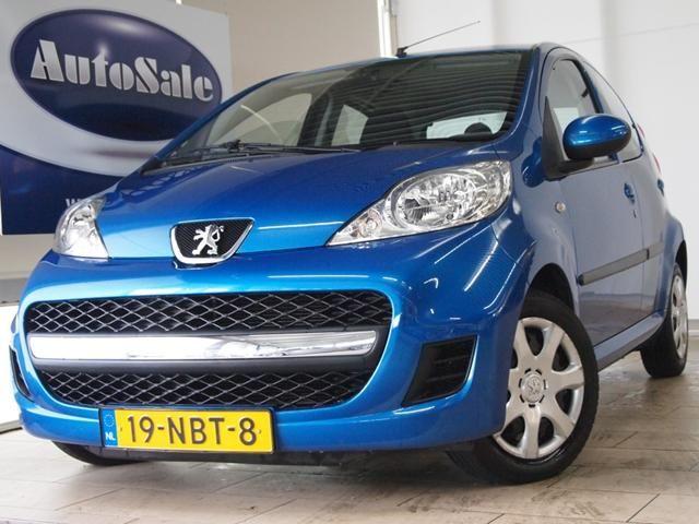 Peugeot 107 1.0-12V XS Automaat Airco 5 Deurs 30dkm! NAP `10 (2010)   Occasions - AutoWeek.nl