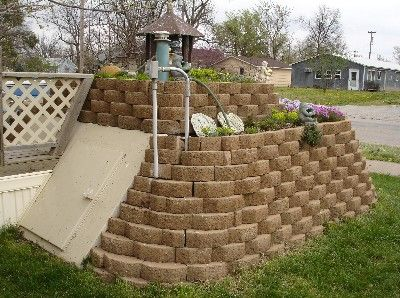 85 best images about replacing our back porch on pinterest for Porch storm shelter