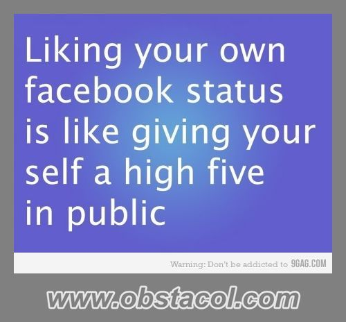 Likes Quotes On Facebook: LOL Very Much True. Can't Understand People Liking Their