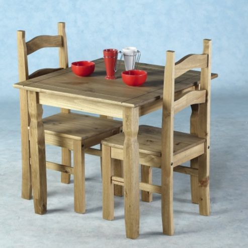 Small But Perfectly Formed Space Saver Table And Chairs